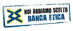 Logo Banca Etica